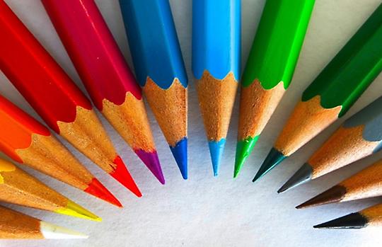 bra pennor att rita med